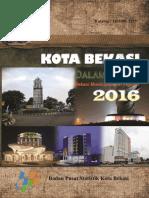 Kota Bekasi Dalam Angka 2016