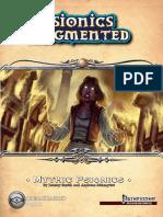 PF Mythic Psionics