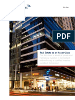 White Paper Real Estate as an Asset Class