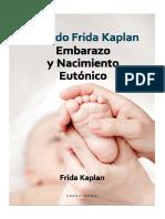 Embarazo y Nacimiento Eutonico