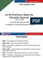 LDB Educação (Prof Carlinhos Costa)