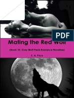 E a Price - [Grey Wolf Pack 10 - Mating the Red Wolf]