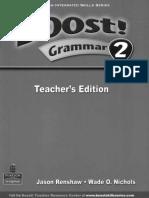 LONGMAN 2007 Boost! Grammar.2 TB 102p