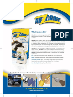 Abzorbit Brochure