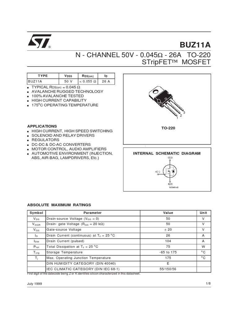 Buz11a Computer Engineering Electrical Ory Circuit Diagram Continued