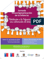 afiche Jornadas de  Destigmatizacion en la infancia.pdf