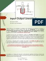 Input Output Linearization