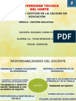 Gestion Educativa Pilar