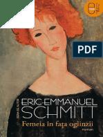 Eric Emmanuel Schmitt-Femeia in Fata Oglinzii