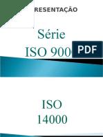 Apresenta o ISO 9000