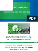Demo Softexpert Ehsm