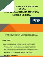 Introduccioj Med Legal