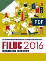 Programa Filuc 2016