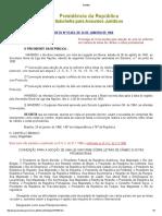 d57663 - Lei Uniforme de Genebra