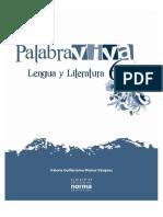GUIA PALABRA VIVA LENGUA Y LITERATURA 6°.pdf