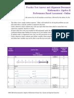 Math Algebra2 Online Pba Practicetest Answerkey