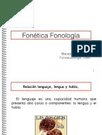 Clase 02 Fonética