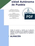 Almacenes FMM