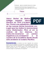 Factores de La Cohesión Textual 7º