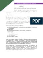 Documentos Base Operaciones Comercio Exterior