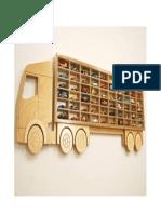 Modelo de Carro Para Colección