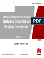 BSC6000 Hardware Structure and System Description