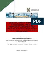 Informe situación OEA