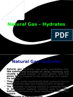 A) Natural Gas – Hydrates