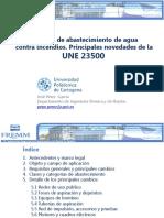 Adeim File Noticias 2012 Noviembre Presentacion UNE 23500 VFREMM Final