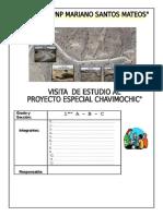 _cuadernillo-De Trabajo Al Poryecto Chavimochic