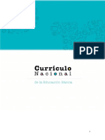 Curriculo Nacional 2016WORD