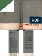 Dolléans, Édouard - Historia Del Movimiento Obrero. Tomo II, Eudeba, 1961