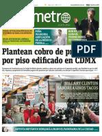 20161014 Mx Publimetro - México