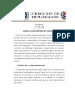 Curriculo Universitario en Venezuela