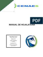 Manual de Hojalateria