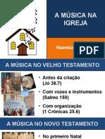 Música Na Igreja