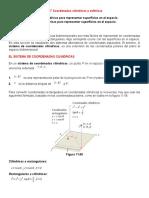 Sec 11.7, Coordenadas Cilindricas y Esfericas