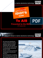 Non Idiots Guide to AIS for the BMEA