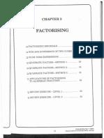 [03] Factorising REVISION