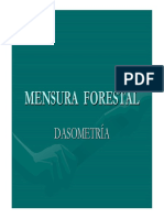 Mensura Forestal 2010