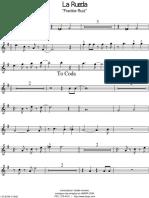 La Rueda (Trumpet 1)
