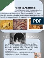 historiadelaanatoma2011-110304200249-phpapp02