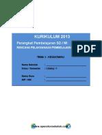 [3] RPP KURIKULUM 2013 SD KELAS 1 SEMESTER 1 - Kegiatanku.doc