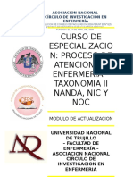 Modulo Nanda, Nic Noc Taxonomia II
