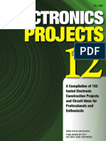 Electronics Projects Vol12