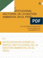 5 Marco Institucional Gest-Amb Peru