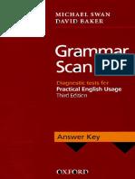 PEU Grammar Scan Answer Key.pdf