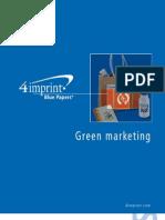 Green Marketing Blue Paper