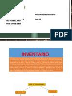 Inventario Trabajo Grupal