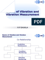 Basics of Vibration and Vibration Measurement
